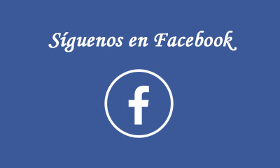 Síguenos en Facebook