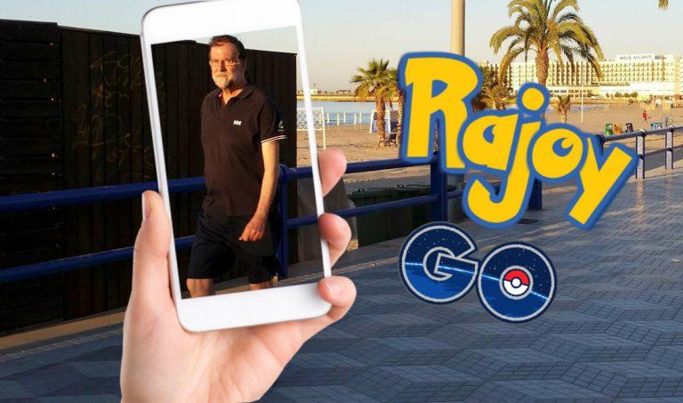 Durante su estancia en Santa Pola como registrador de la propiedad, Mariano Rajoy se ha convertido en un runner habitual de los paseos marítimos de Alicante, como el Postiguet o los de las plyas de San Juan o Muchavista.a