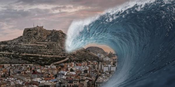 La gota fría en Alicante suele darse en los meses del inicio del otoño y finales de verano y trae consigo inestabilidad e intensas lluvias