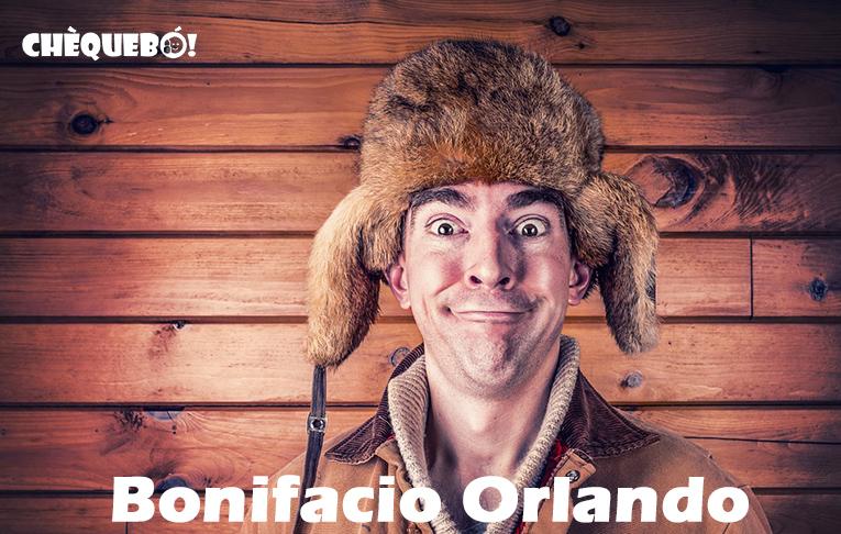 Bonifacio Orlando: Jefe de planta de fábrica de tomates.