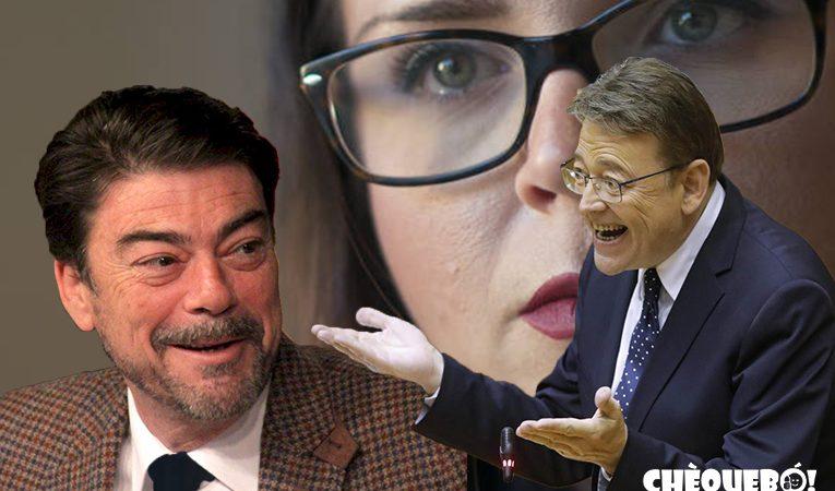 Luis Barcala: Con faldas y a lo loco