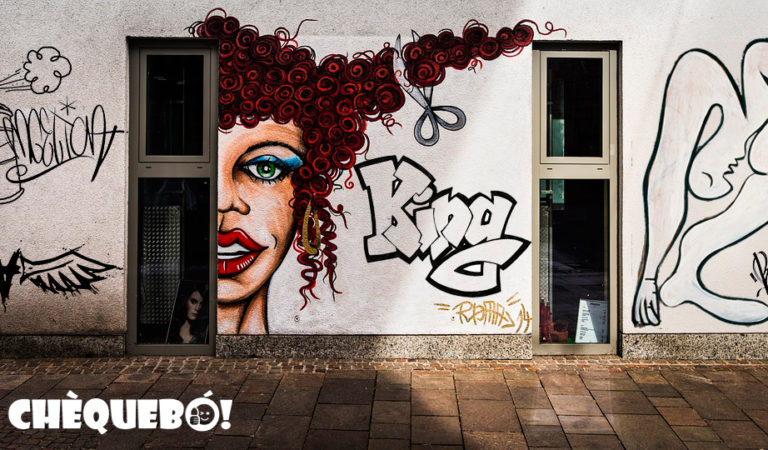 Oleada de graffitis en Alicante: ¿Profesional o guarro?
